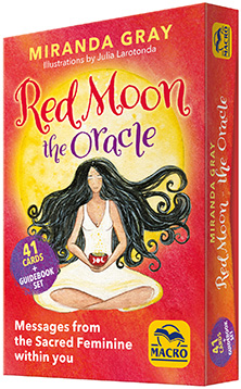 Red Moon Oracle by Miranda Gray
